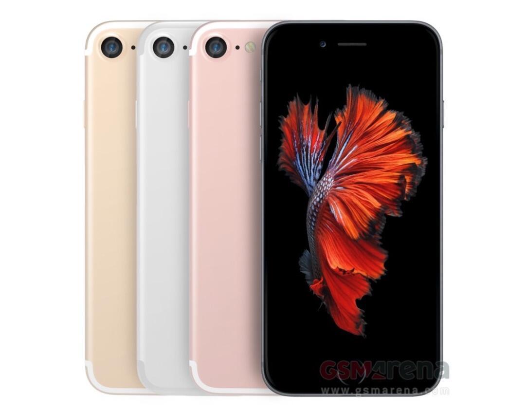 Apple iOS iphone iphone 7