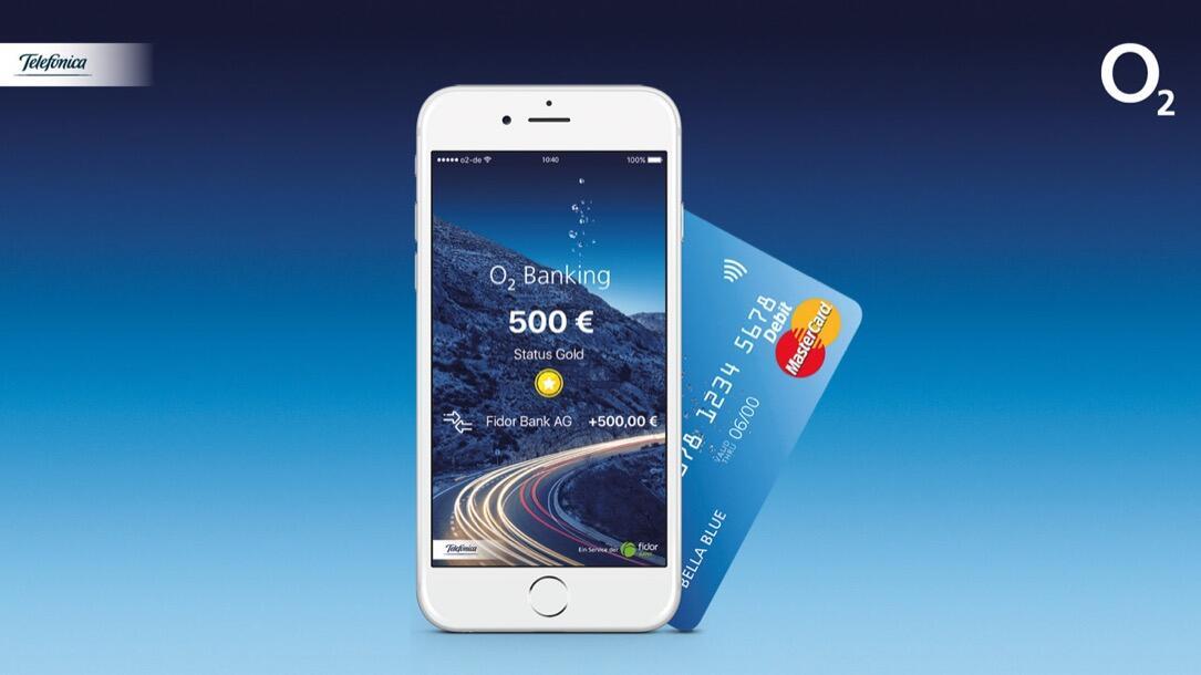 1 Android app bank fidor fintech iOS o2
