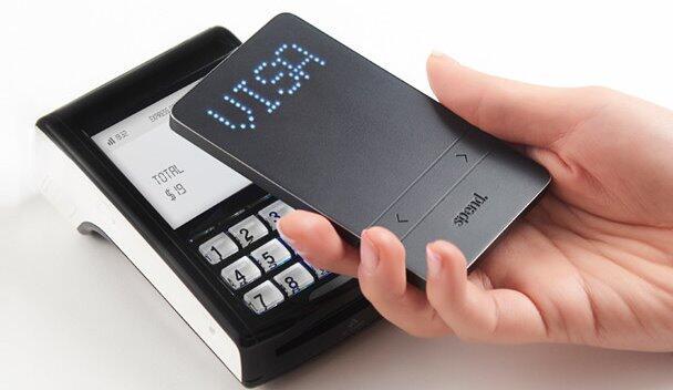 Geldbörse Indiegogo kickstarter smart wallet