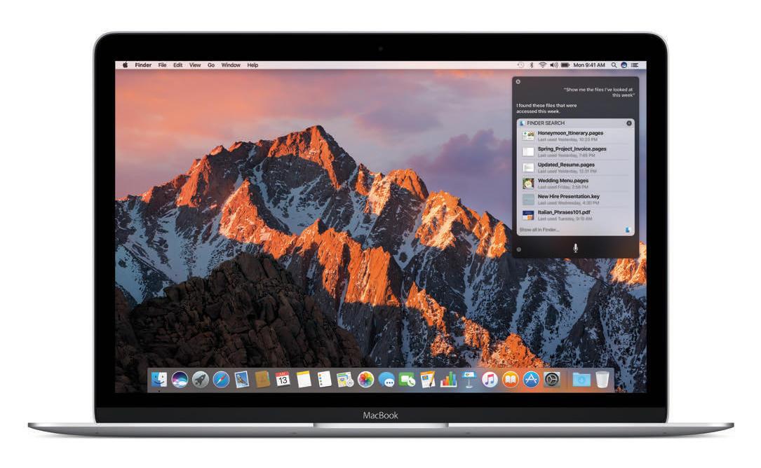 akku Apple macbook macos macos 10.12.2 restlaufzeit sierra Update