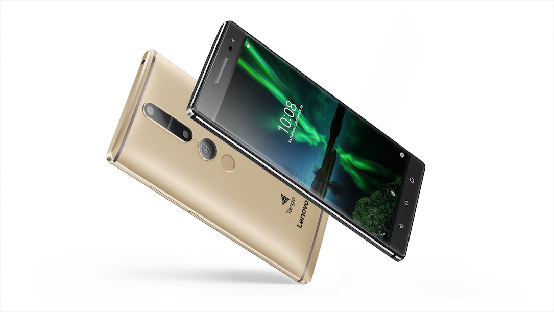 Android Android 7.0 Nougat lenovo Phab 2 Pro Update