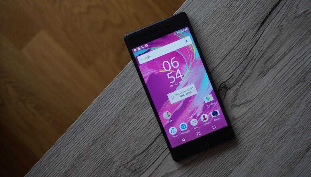 Android CES2018 dual Kamera qualität Sony