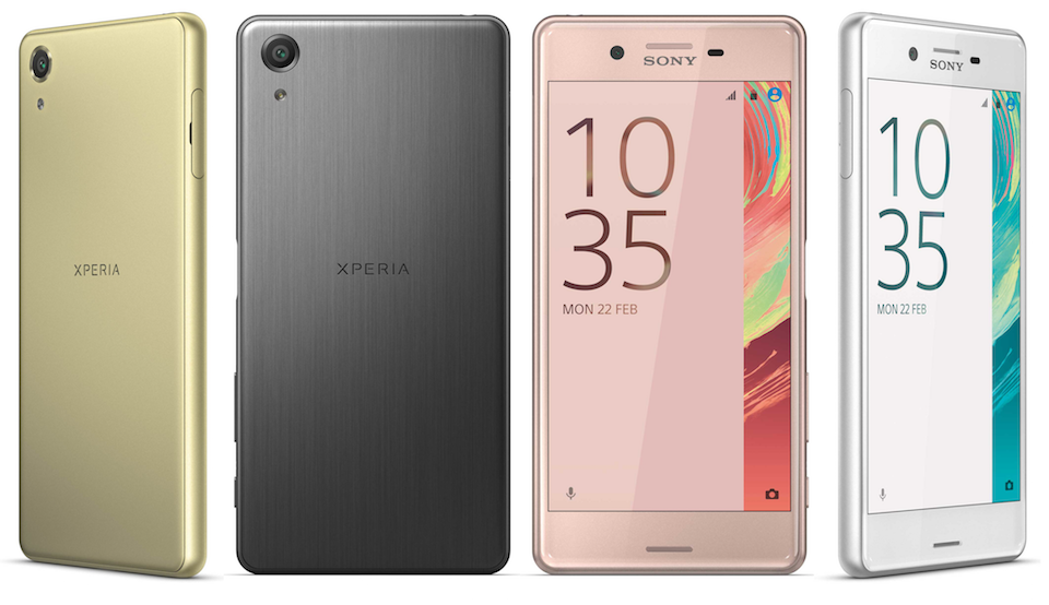 Android android 8.0 oreo Sony sony xperia x performance Update