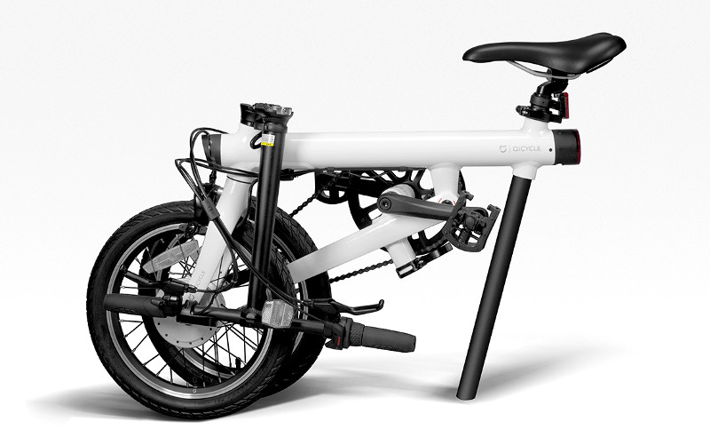 xiaomi qicycle klappbares e bike f r umgerechnet 402 euro. Black Bedroom Furniture Sets. Home Design Ideas