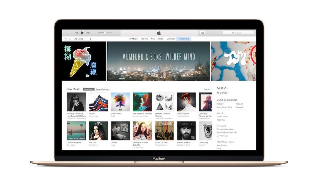 app Apple iOS itunes neu redesign