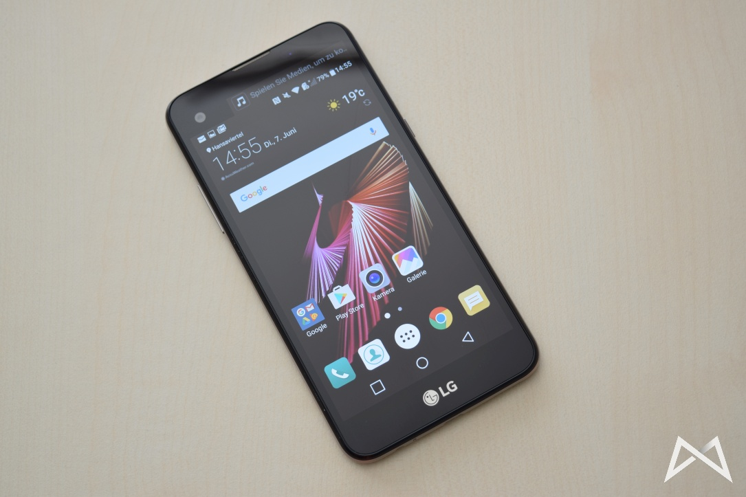1 Android LG Testbericht