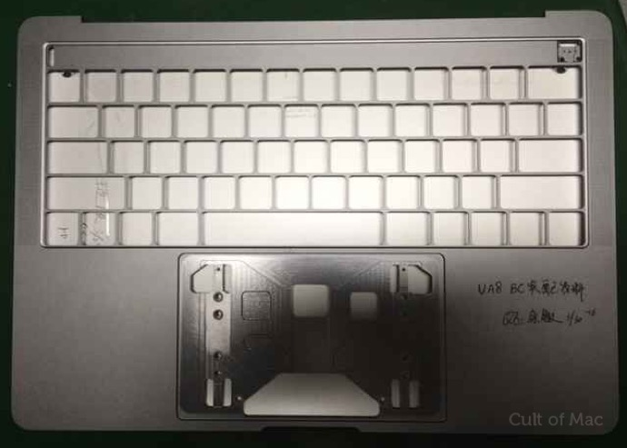 Apple Leak macbook MacBook Pro
