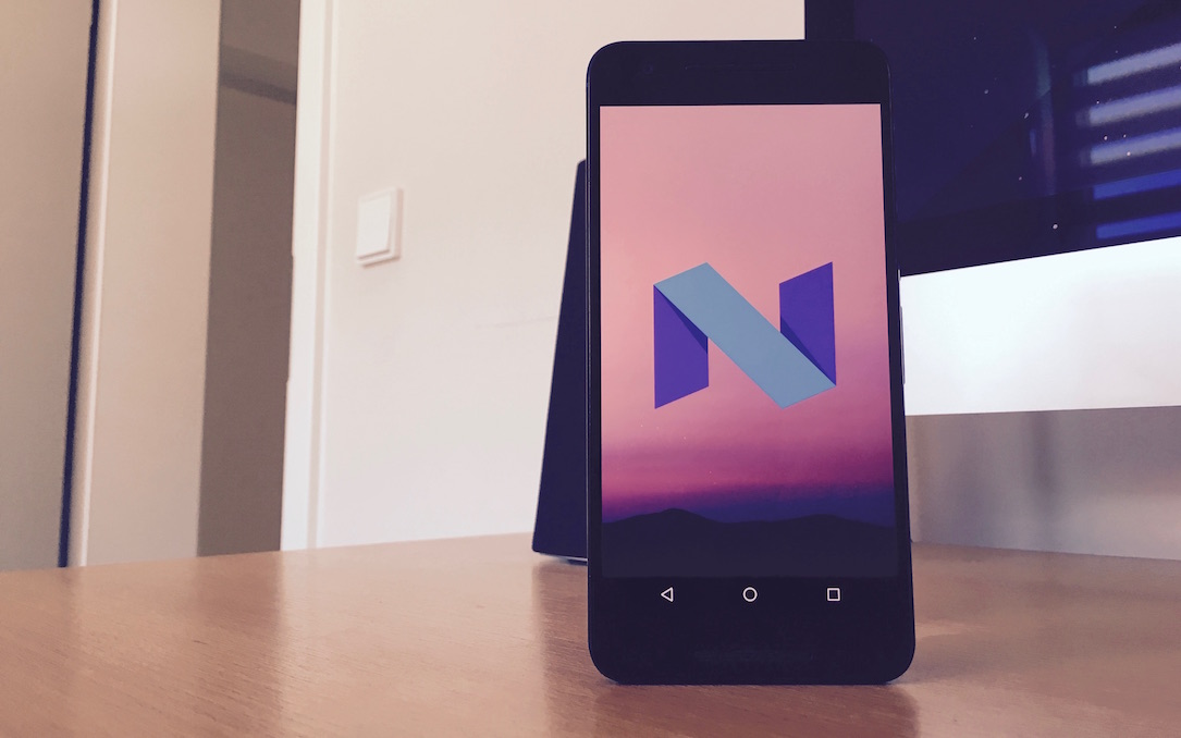 1 Android Android 7.0 Google Nougat Update