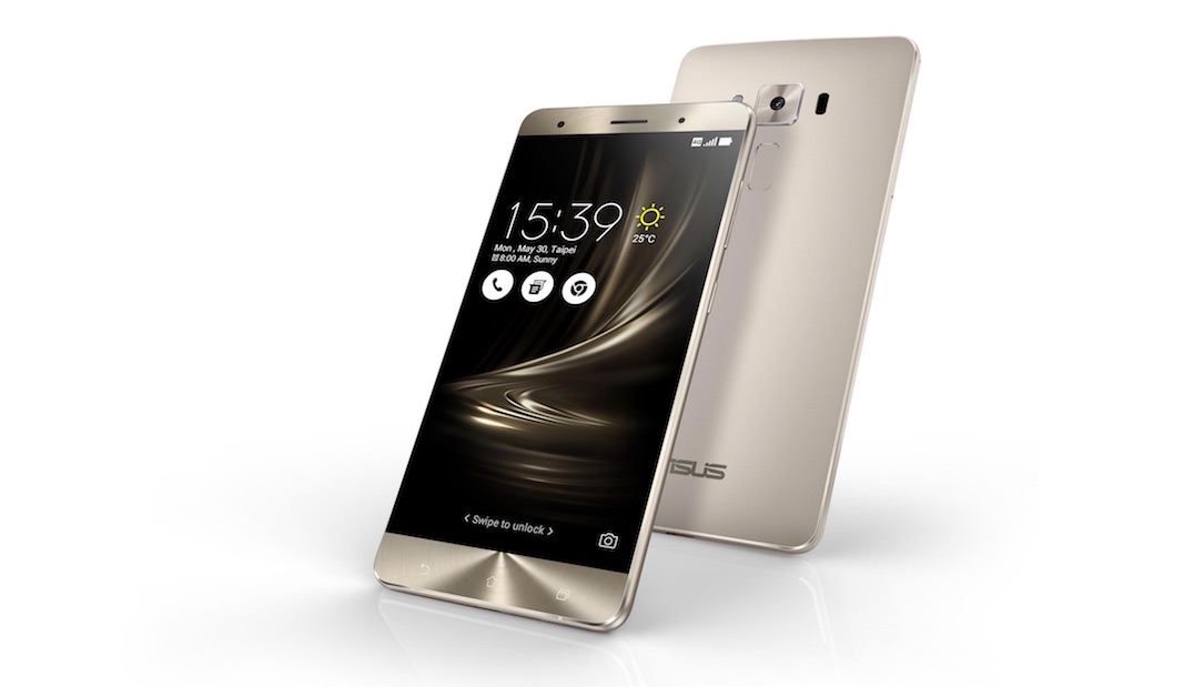 aff Android Asus Asus ZenFone 3 Deluxe