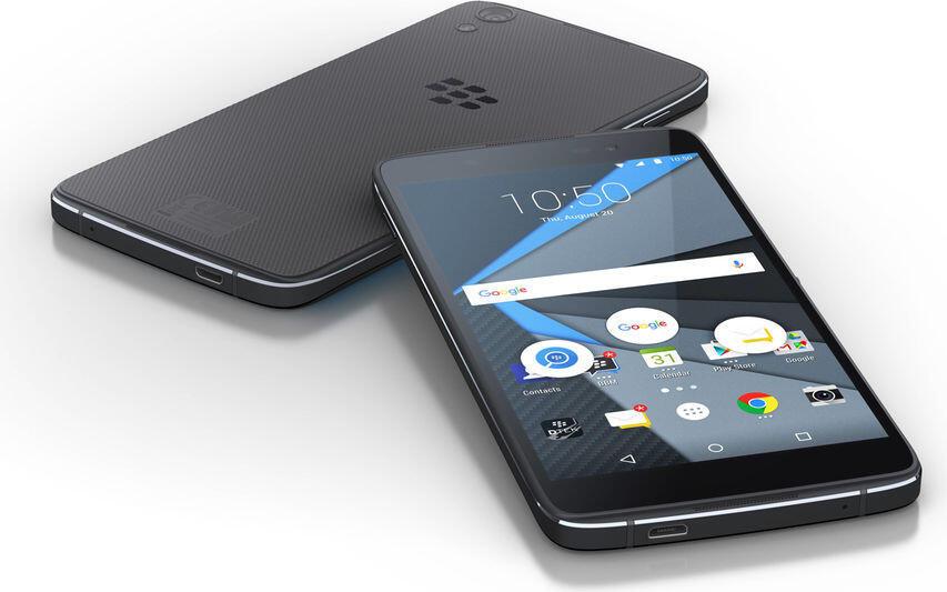 aff Android blackberry DTEK50
