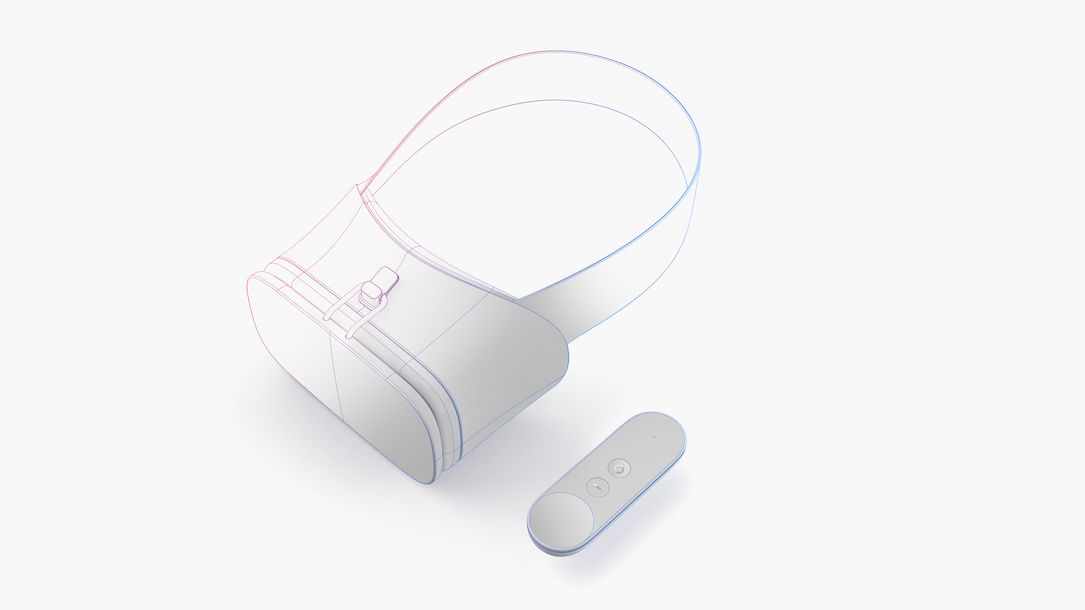 Android Daydream Daydream View Google