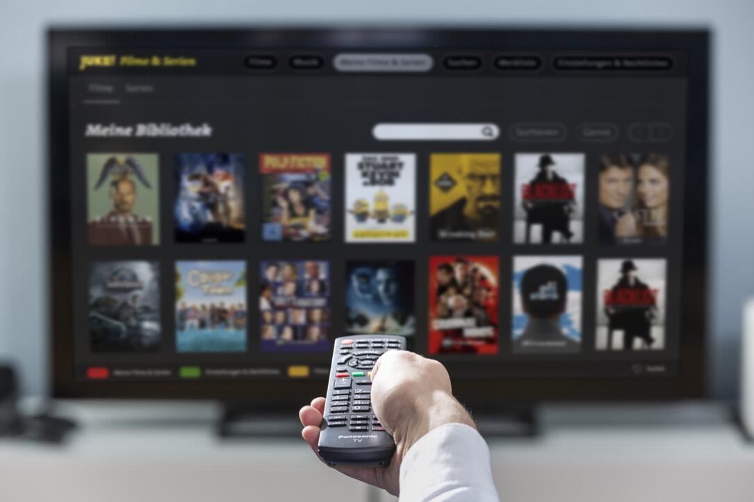 Android app juke TV