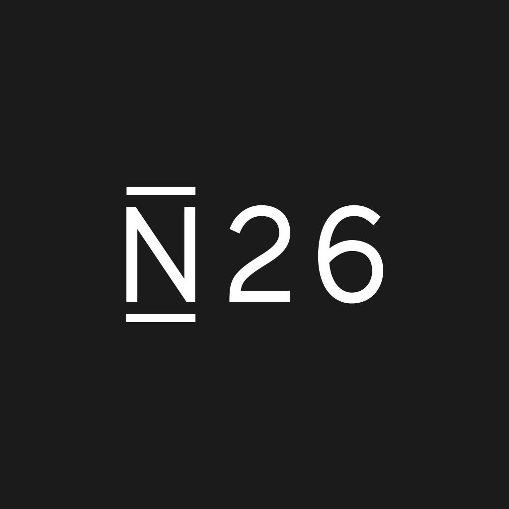 ... als N26 agieren und stellt dafür euch gleich ein neues Logo vor