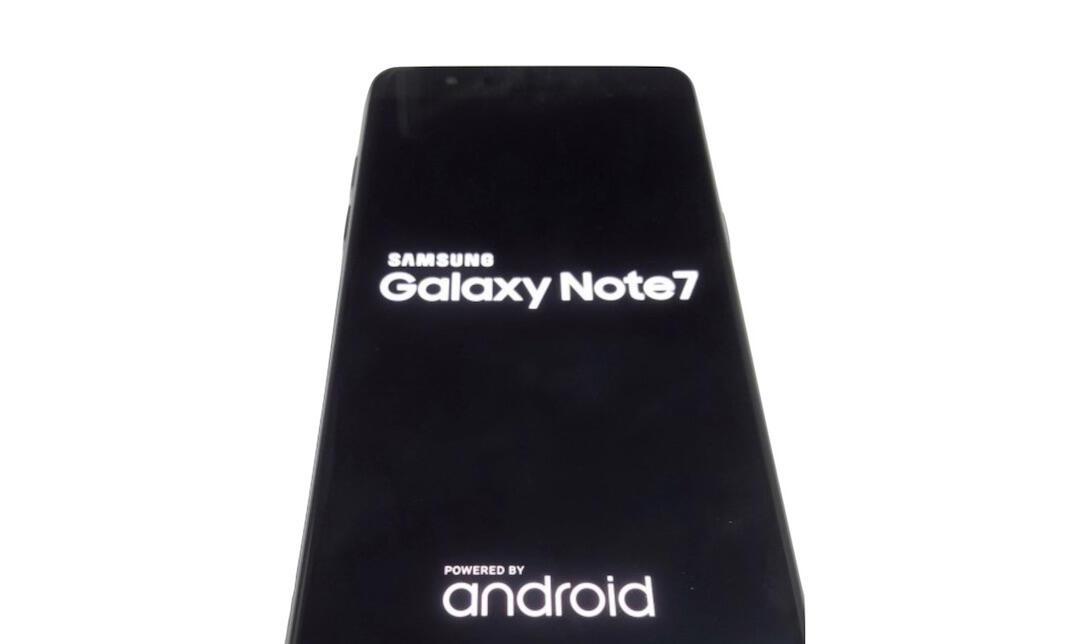 Android galaxy iris scanner note 7 Samsung zubehör