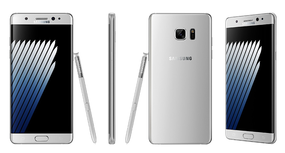 1 Android galaxy note 7 Leak Samsung Smartphone