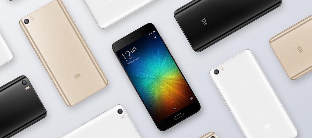 Android mi 6 Smartphone xiaomi