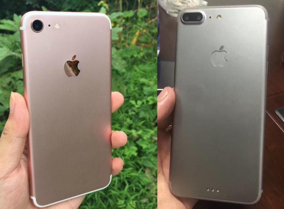 1 Apple dummy iOS iphone iphone 7 Leak