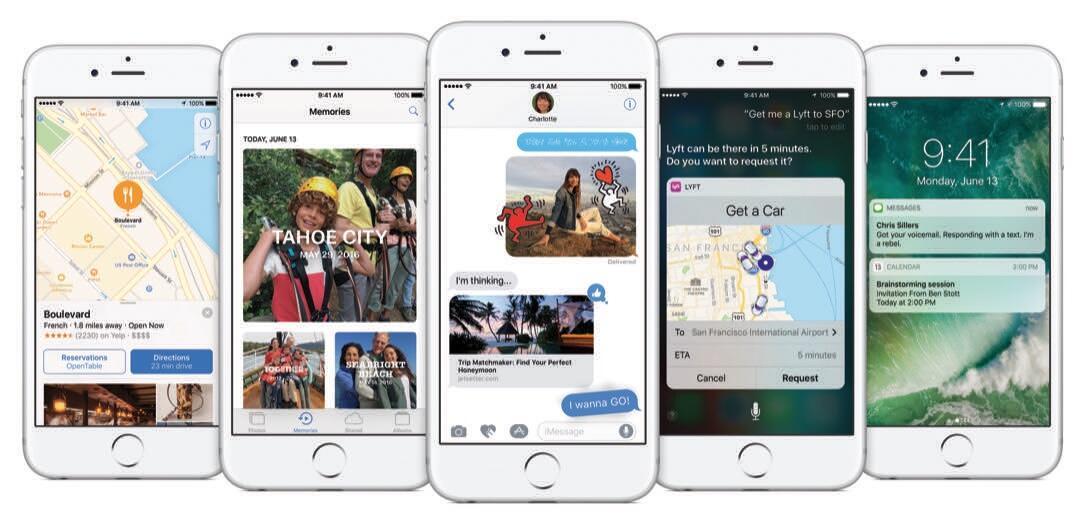 Apple download iOS ios 10 iphone wann