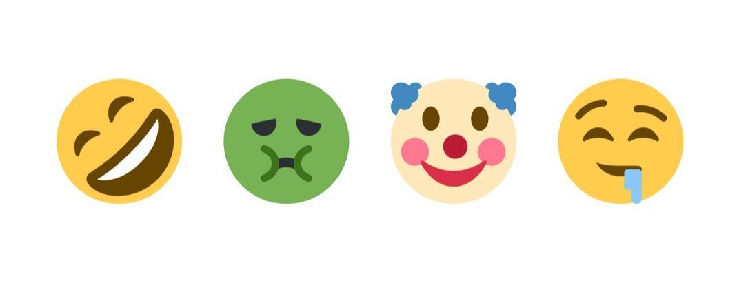 Emoji social twitter