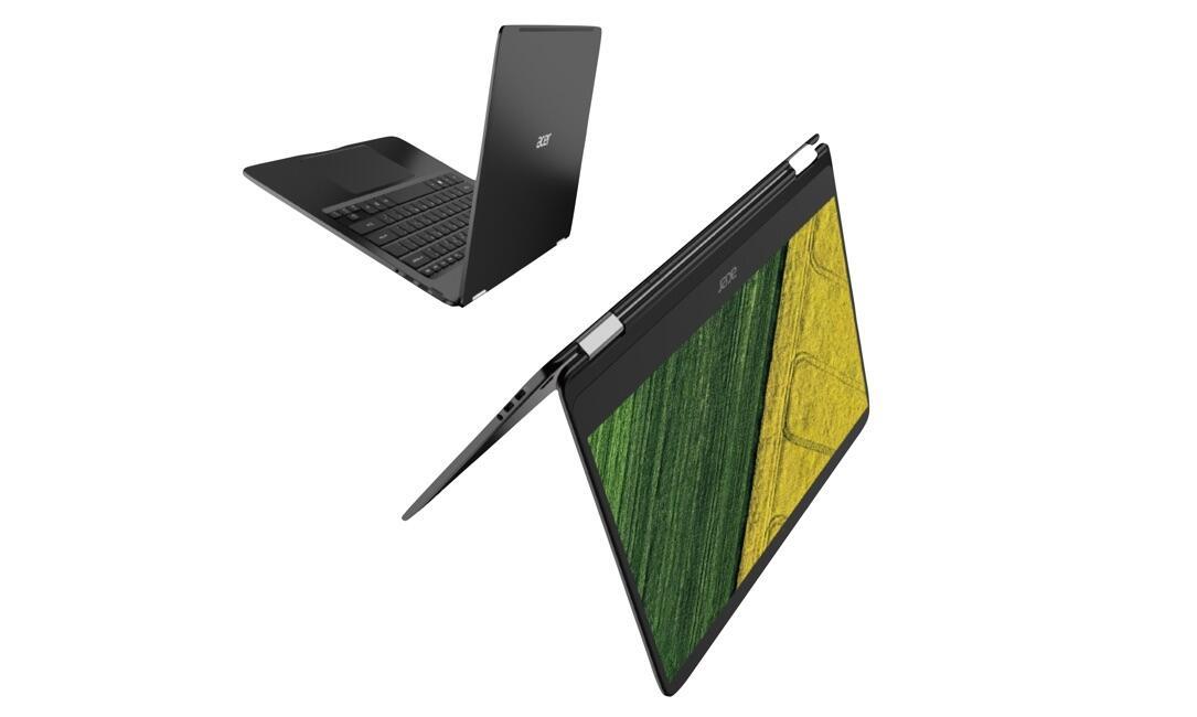 Acer Convertible Notebook Windows