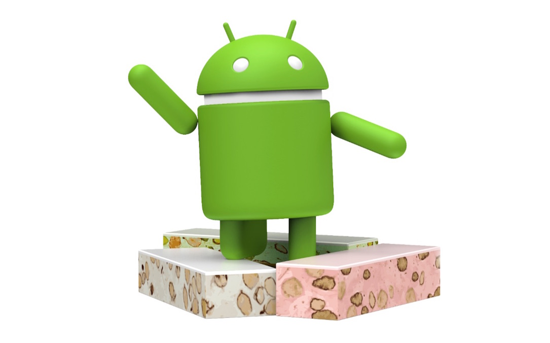 Android Android 7.0 Nougat Sony Xperia Z4 Tablet