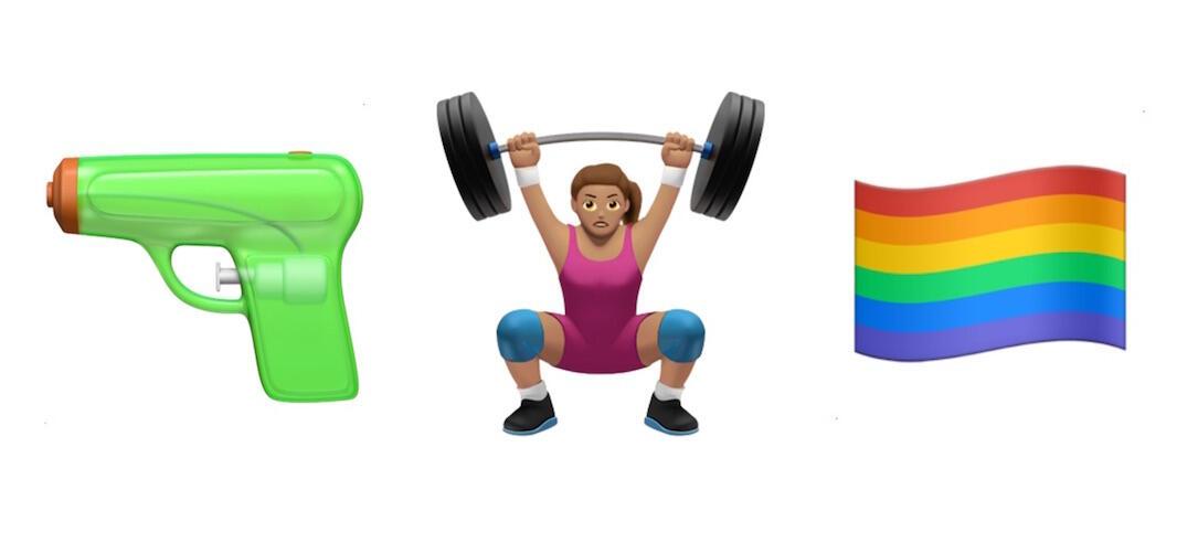 Apple Emoji iOS iphone