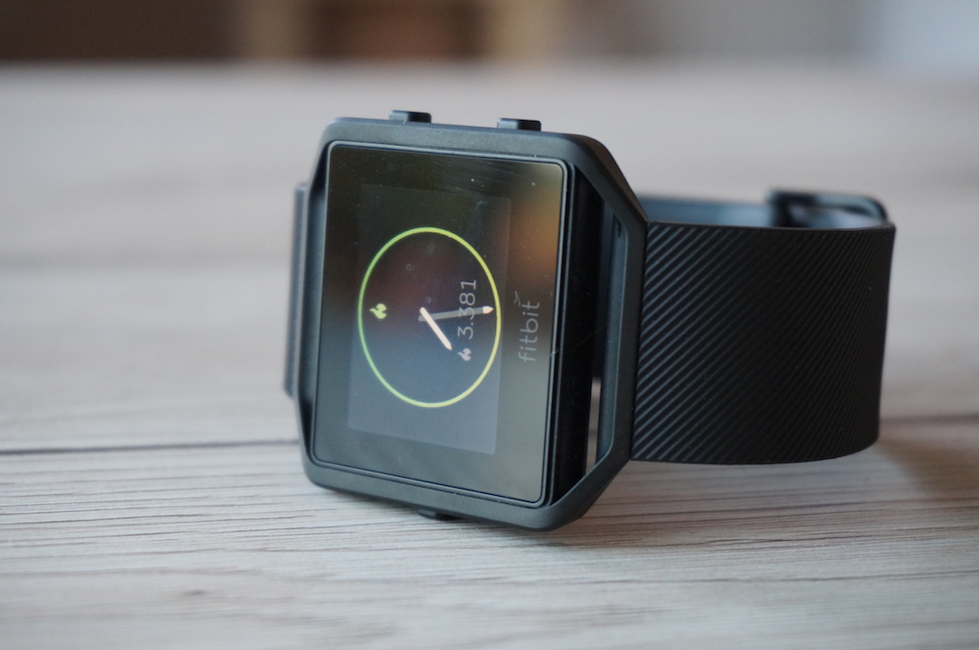 Android fitbit iOS smartwatch