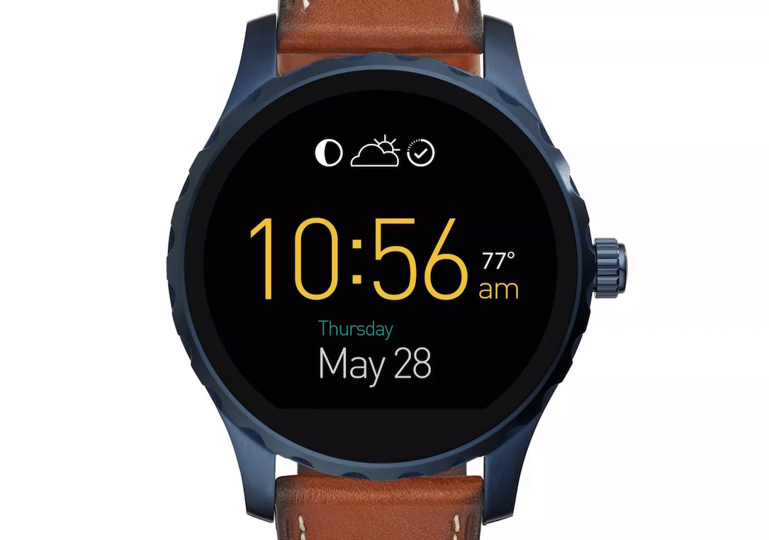aff Android Android Wear Fossil q founder Q Marshal Q Wander Update wear