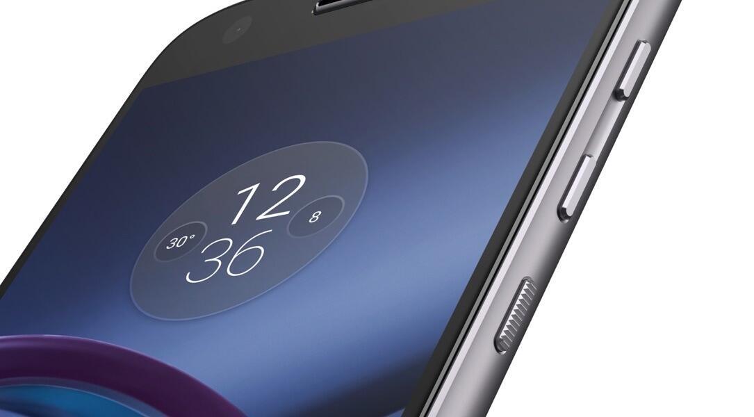 Android Leak lenovo moto z Motorola play