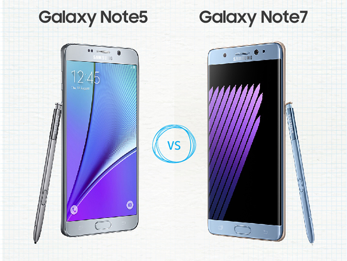 Android Galaxy Note 5 galaxy note 7 note 7 Samsung