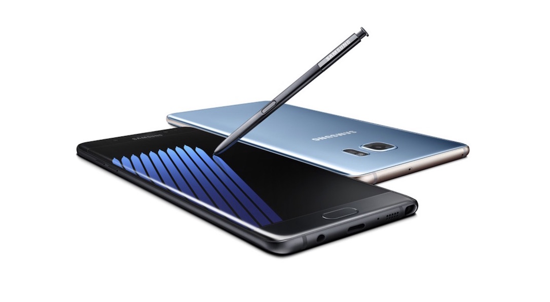 Android Aviation galaxy note 7 Samsung