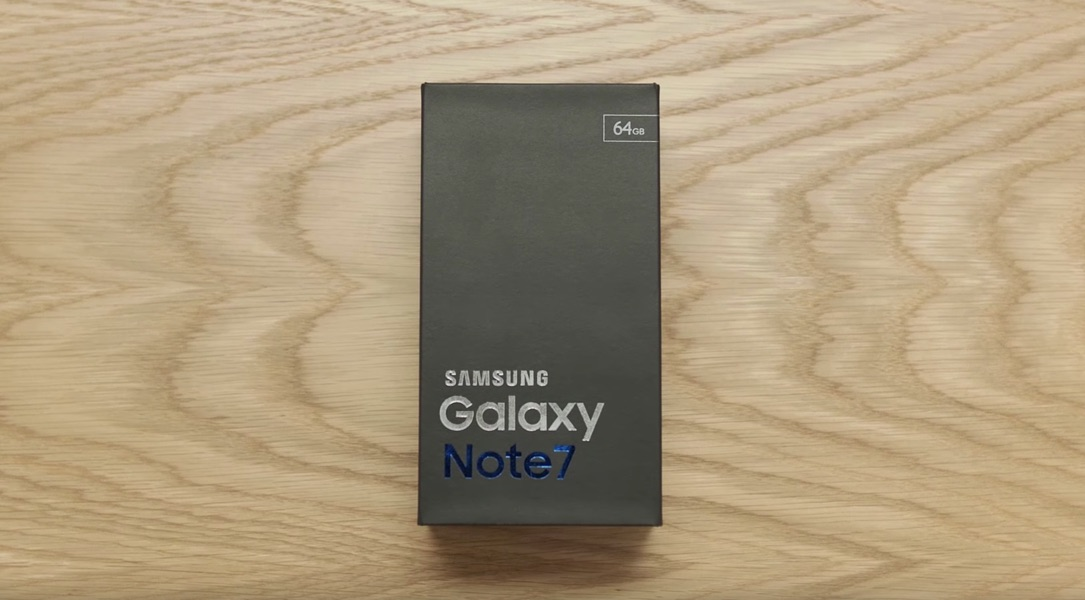 1 Android galaxy galaxy note 7 note Nougat Samsung Unboxing wann