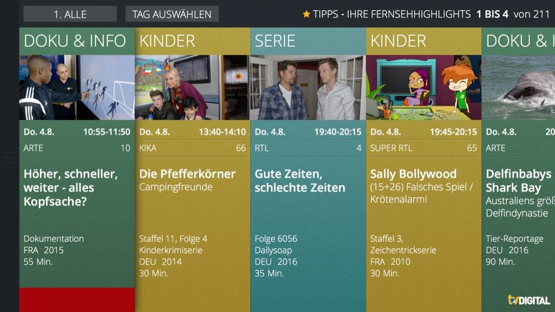 app programm Samsung smart tv TV