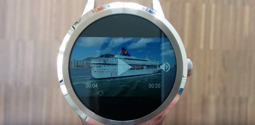 Android player Video wear