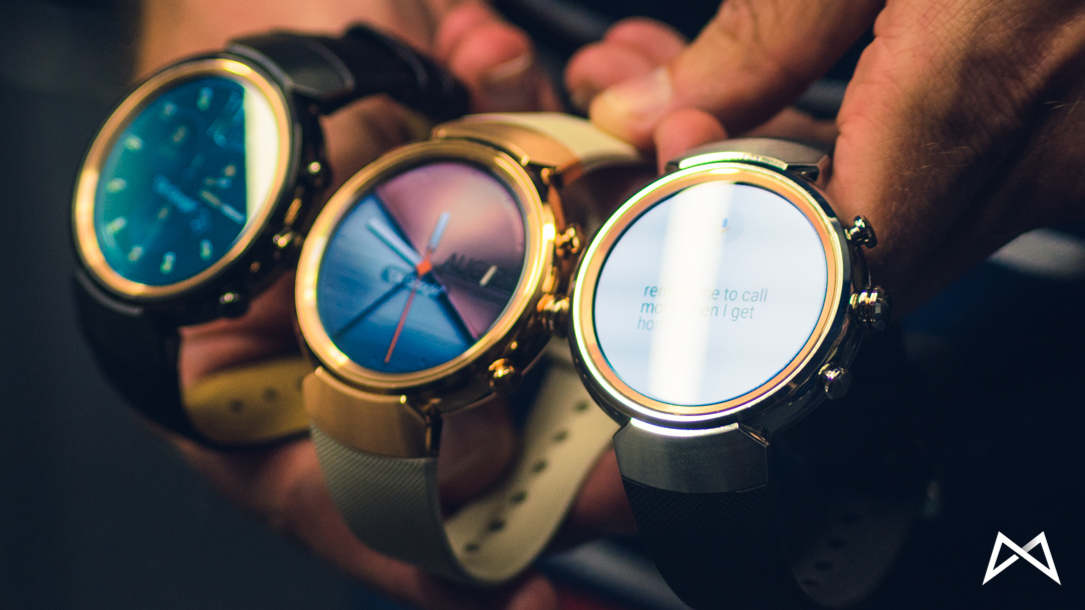 Android Android Wear Asus smartwatch ZenWatch 3