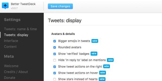 app chrome social tweetdeck twitter