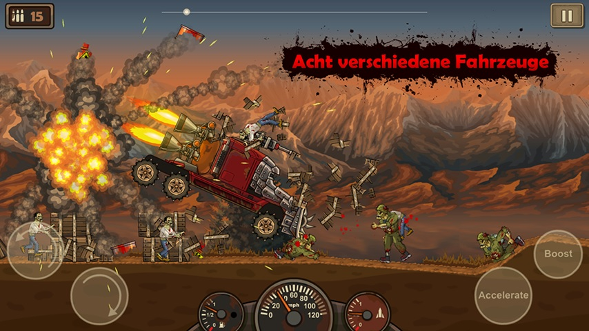 Android Spiel