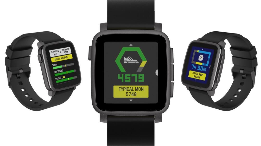 Firmware Pebble smartwatch Wearable