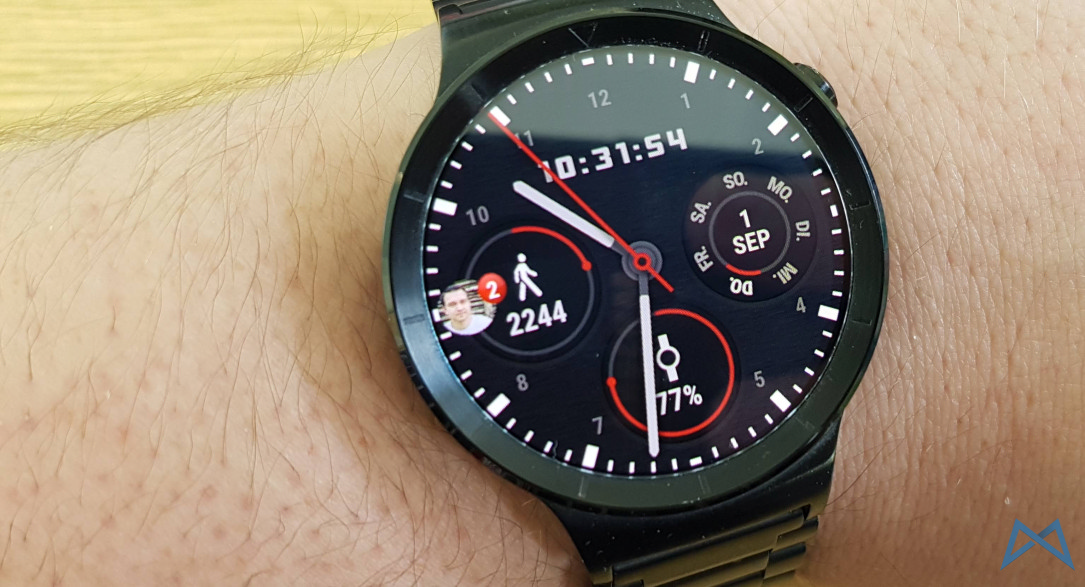 Android Video wear whatsapp