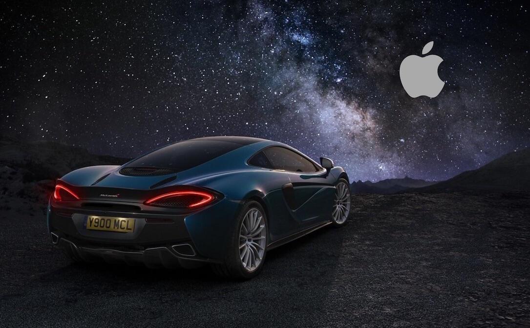 1 Apple auto car iOS titan