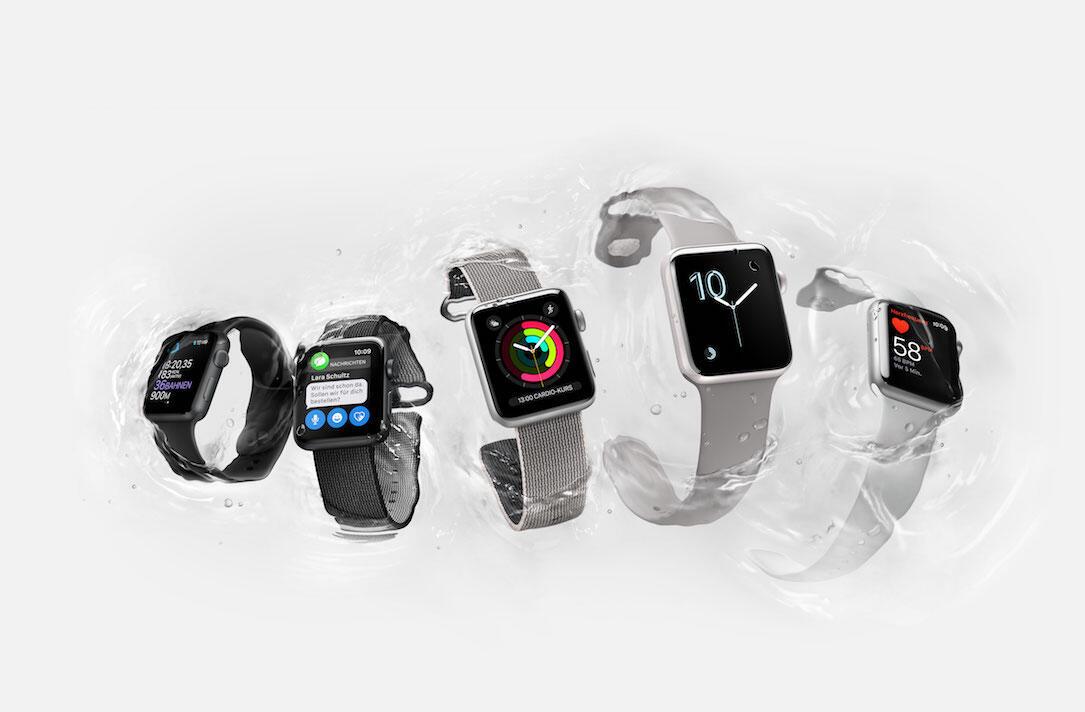 Apple Apple Watch watchos WWDC WWDC2017