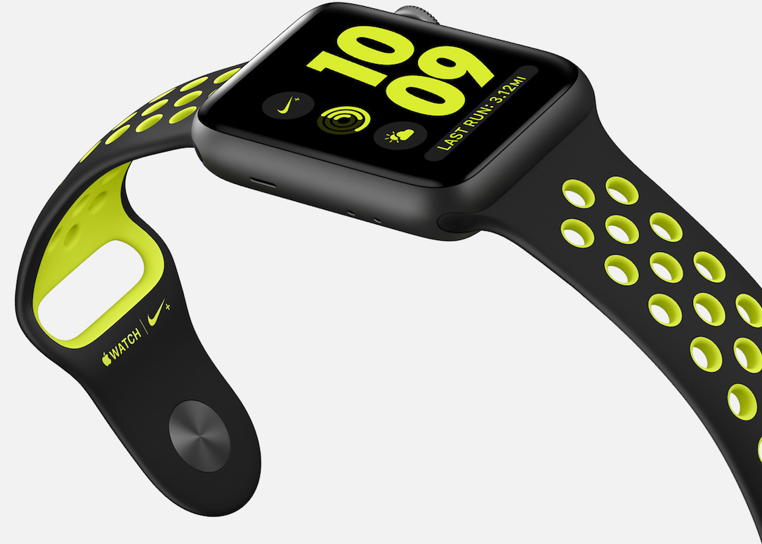 aff Apple handson iOS iphone nike watch watchos