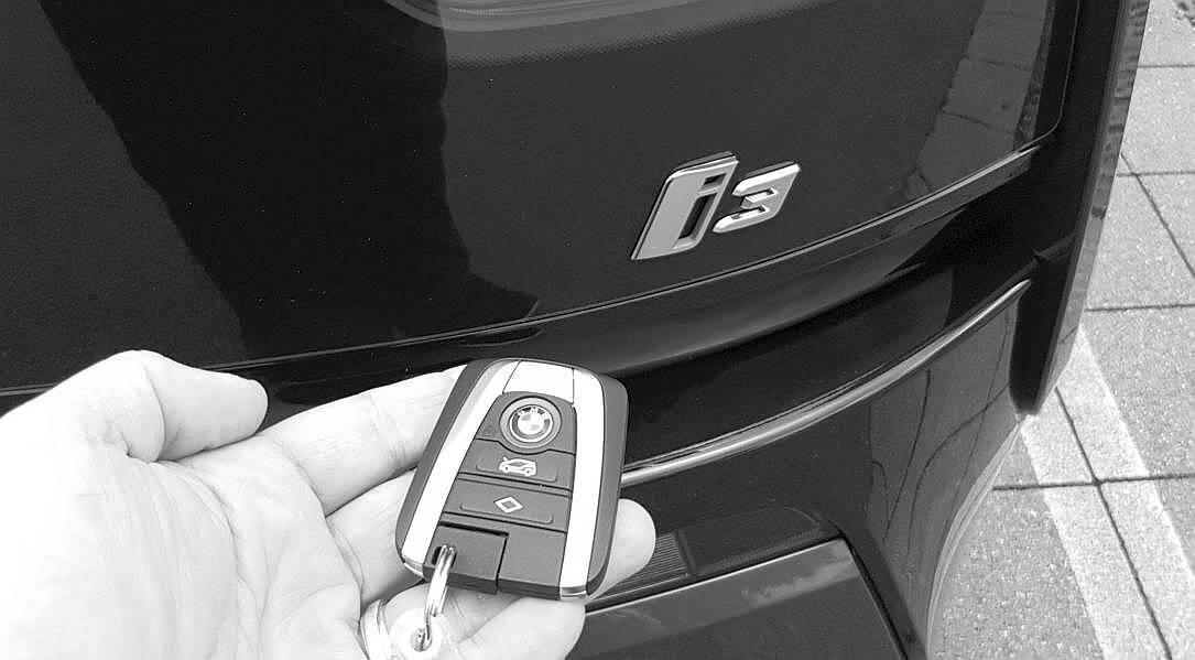 1 Alltagstest BMW Carporn E-Drive i3 KFZ test