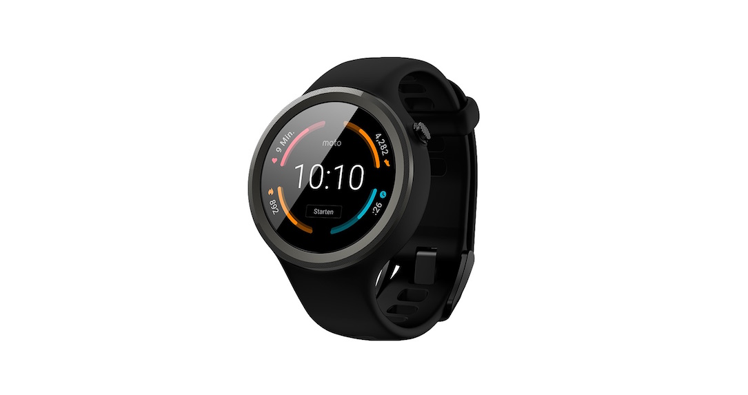 360 aff Android angebot deal iOS moto smartwatch Sport wear
