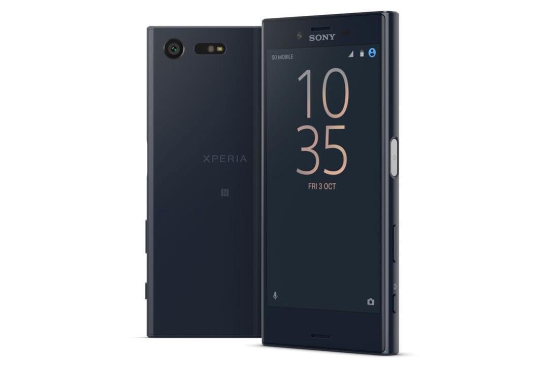 Android IFA2016 Sony spezifikationen x compact Xperia