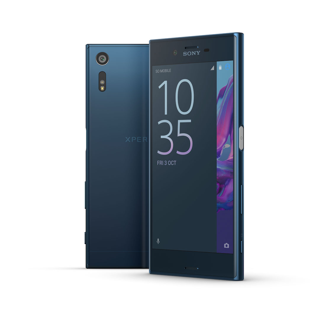 Android android 7.1.1 Nougat Sony Update wann x performance Xperia xz
