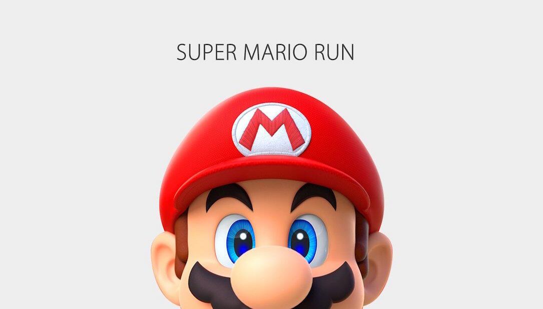 Android Apple gaming iOS Nintendo Spiel super mario super mario run