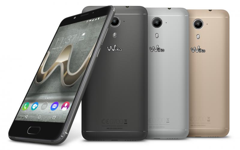 Android IFA2016 Wiko