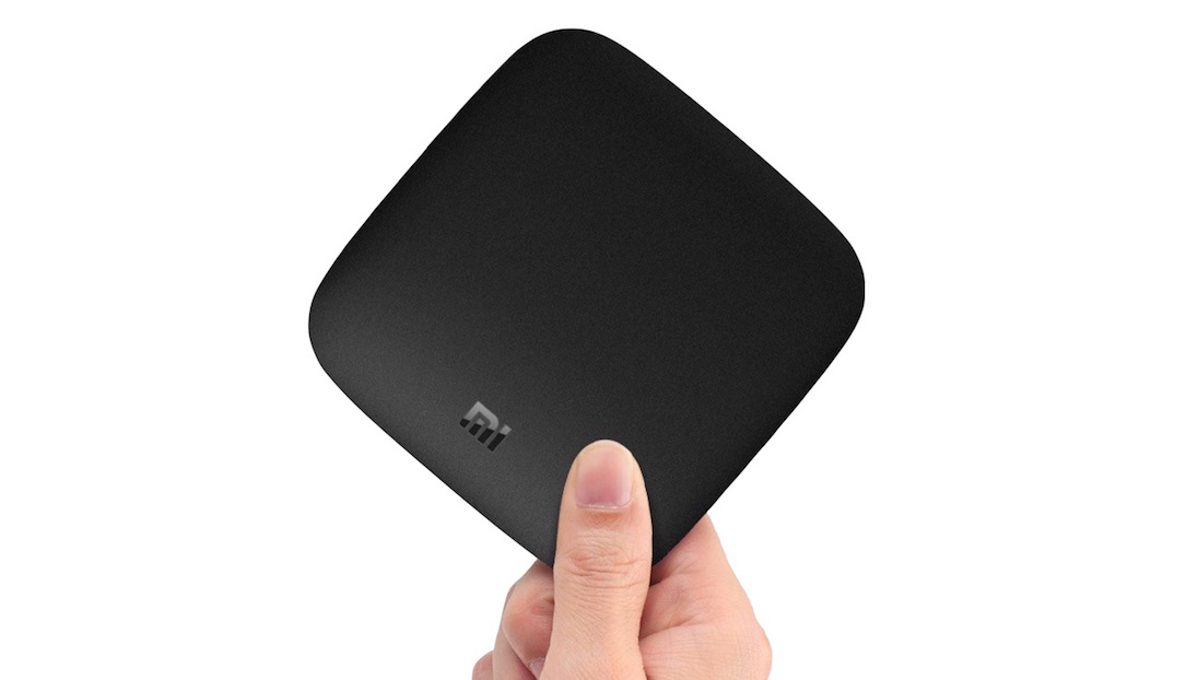 aff Android Mi Box Set-Top-Box TV xiaomi