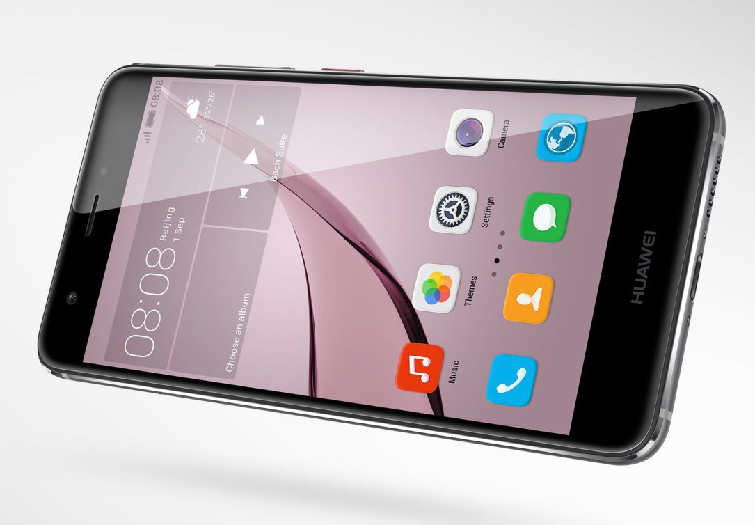 1 Android Huawei IFA2016 nova nova plus